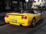 Street   Exotic Spotting in Melbourne: Ferrari 355 Spider