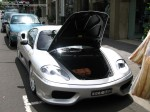 For   Exotic Spotting in Melbourne: Ferrari 360 Challenge Stradale
