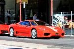 South   Exotic Spotting in Melbourne: Ferrari 360 Challenge Stradale - front right (South Yarra, Vic, 29 Mar 09)
