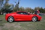 Right   Melbourne Ferrari Concours 20 April 2008: Ferrari 360 Modena [VF1-360] - profile right (Ferrari Concours, Como Oval North, Toorak, 20 April 08)