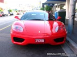 Melbourne   Exotic Spotting in Melbourne: Ferrari 360 Modena