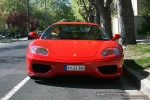 Exotic Spotting in Melbourne: Ferrari 360 Modena - front 1 (South Yarra, Vic, 5 Oct 08)~0