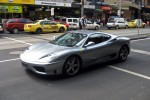 Melbourne   Exotic Spotting in Melbourne: Ferrari 360 Modena - front left (Melbourne, Vic)