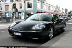 Left   Exotic Spotting in Melbourne: Ferrari 360 Modena - front left 1 (South Yarra, Vic, 14 Nov 09)