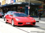 Exotic Spotting in Melbourne: Ferrari 360 Modena