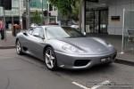 Right   Exotic Spotting in Melbourne: Ferrari 360 Modena - front right (South Melbourne, Vic, 2 Nov 08)