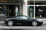 Right   Exotic Spotting in Melbourne: Ferrari 360 Modena - profile right (South Yarra, Vic, 14 Nov 09)