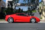 Exotic Spotting in Melbourne: Ferrari 360 Modena - profile right 1 (South Yarra, Vic, 5 Oct 08)