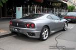 Right   Exotic Spotting in Melbourne: Ferrari 360 Modena - rear right (South Melbourne, Vic, 2 Nov 08)