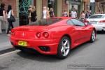 Exotic Spotting in Melbourne: Ferrari 360 Modena - rear right (South Yarra, Vic, 2 Nov 08)