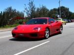 Melbourne   Exotic Spotting in Melbourne: Ferrari 360 Modena