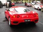 98octane Photos Melbourne Ferrari Concours 1 April 2007: Ferrari 360 Modena - red rear 1