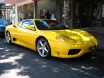 Melb   Exotic Spotting in Melbourne: Ferrari 360 Modena