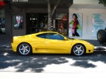Exotic Spotting in Melbourne: Ferrari 360 Modena