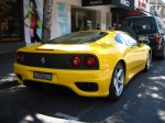 And   Exotic Spotting in Melbourne: Ferrari 360 Modena