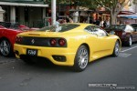 Car   Exotic Spotting in Melbourne: Ferrari 360 Spider [F360] - rear right 1 (Lygon St, Carlton, Vic, 16 March 08)