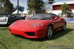 Left   Melbourne Grand Prix 2008: Ferrari 360 Spider - front left (Albert Park, Melbourne Grand Prix, 16 March 08)
