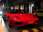 Exotic Spotting in Melbourne: Ferrari 360 Spider
