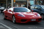 Ferrari   Exotic Spotting in Melbourne: Ferrari 360 Spider - front right (South Yarra, Vic, 20 Sept 08)