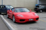 Right   Exotic Spotting in Melbourne: Ferrari 360 Spider - front right 1 (Port Melbourne, Vic, 18 Oct 08)