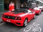 Melbourne   Exotic Spotting in Melbourne: Ferrari 360 Spider