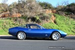 Right   Ferraris and Aston Martins in Mornington: Ferrari 365 GTC4 - profile right (Mornington, Victoria, 14 Jun 09)