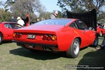 Right   Melbourne Ferrari Concours 20 April 2008: Ferrari 365 GTC4 - rear right (Ferrari Concours, Como Oval North, Toorak, 20 April 08)