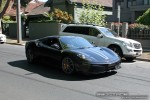 Street   Exotic Spotting in Melbourne: Ferrari 430 Scuderia - front right (South Yarra, Vic, 5 Oct 08)
