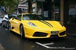 98octane Photos Exotic Spotting in Melbourne: Ferrari 430 Scuderia