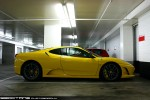 Right   Exotic Spotting in Melbourne: Ferrari 430 Scuderia - profile right (Melbourne, Victoria, 24 April 09)
