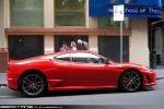 98octane Photos Exotic Spotting in Melbourne: Ferrari 430 Scuderia - profile right 2 (Melbourne, Vic, 27 Nov 09)