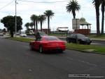 Left   Exotic Spotting in Melbourne: Ferrari 456 - rear left (Port Melbourne, Vic, 5 April 08)