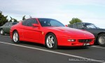 Ferraris and Aston Martins in Mornington: Ferrari 456 GT - front right 3 (Mornington, Victoria, 14 Jun 09)