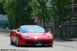 98octane Photos Ferrari factory, Maranello, Italy - 20 May 2011: