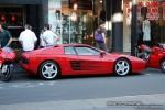Right   Exotic Spotting in Melbourne: Ferrari 512 Testarossa - profile right (South Yarra, Vic)