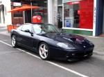 Plate   Exotic Spotting in Melbourne: Ferrari 550