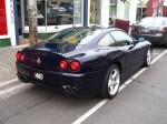 Melbourne   Exotic Spotting in Melbourne: Ferrari 550