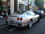 Street   Exotic Spotting in Melbourne: Ferrari 550