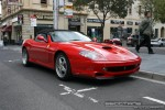 South   Exotic Spotting in Melbourne: Ferrari 550 Barchetta - front right 2 (South Yarra, Vic, 30 March 08)