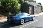 550   Ferraris and Aston Martins in Mornington: Ferrari 550 Maranello [732] - rear right (Mornington, Victoria, 14 Jun 09)