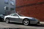 550   Exotic Spotting in Melbourne: Ferrari 550 Maranello - front right 3 (South Yarra, Vic, 19 Dec 09)