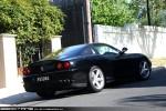 Right   Exotic Spotting in Melbourne: Ferrari 550 Maranello - rear right (Toorak, Vic, 15 Nov 09)