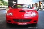 Australia   Exotic Spotting in Melbourne: Ferrari 575M Maranello - front (Crown Casino, Victoria, Australia))