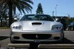 FE   Exotic Spotting in Melbourne: Ferrari 575 Maranello - front 1 (St Kilda, Vic, 20 Mar 2010)
