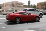 Left   Exotics in Dubai: Ferrari 599 GTB Fiorano - B rear left 1 (red)