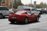 98octane Photos Exotics in Dubai: Ferrari 599 GTB Fiorano - B rear left 2 (red)
