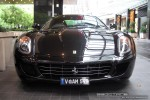 Exotic Spotting in Melbourne: Ferrari 599 GTB Fiorano - front (Crown Casino, Vic, 20 Nov 08)