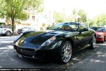 GT   Exotic Spotting in Melbourne: Ferrari 599 GTB Fiorano - front left 1 (South Yarra, Vic, 21 Feb 2010)