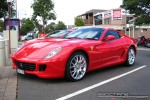 Exotic Spotting in Melbourne: Ferrari 599 GTB Fiorano - front left 3 (Glen Waverley, Vic, 4 Nov 08)