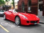 Melbourne   Exotic Spotting in Melbourne: Ferrari 599 GTB Fiorano